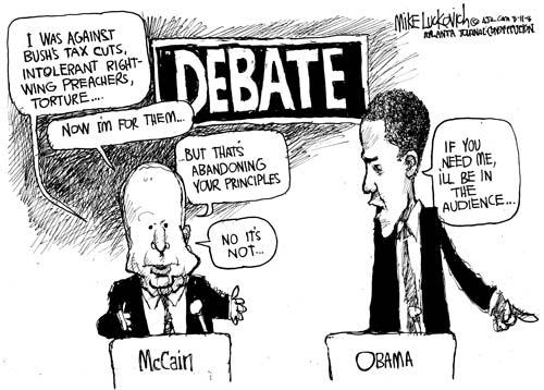 Debatemccain