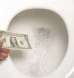 Money in the toilet2